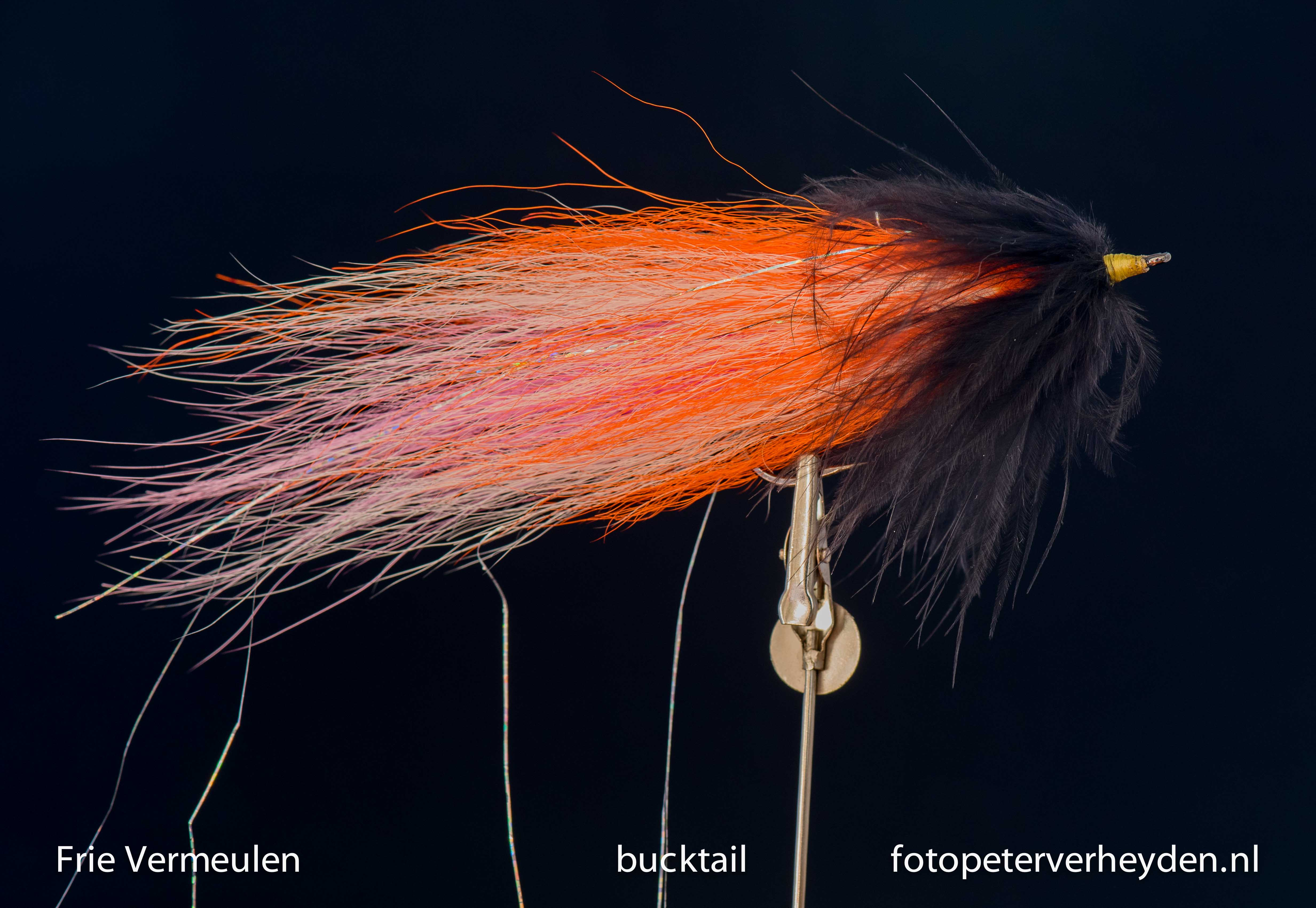 bucktail streamer 2
